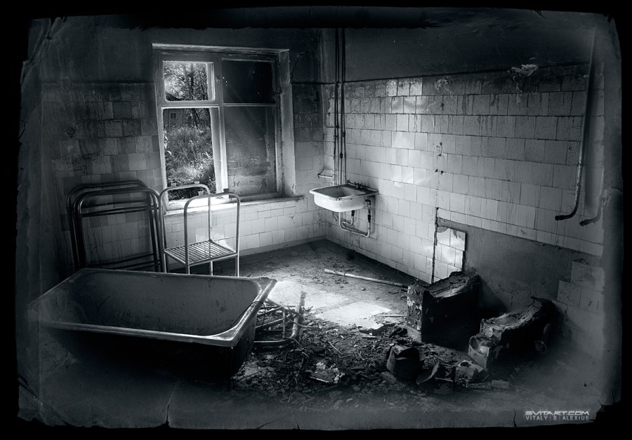 Bath time romanticallyapocalyptic.com